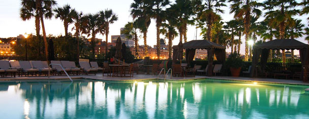 Westin Savannah Pool